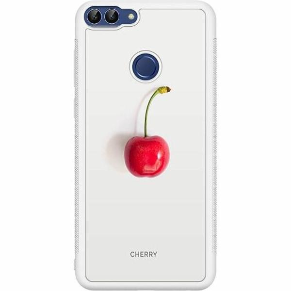 Huawei P Smart (2018) Soft Case (Vit) Cherry