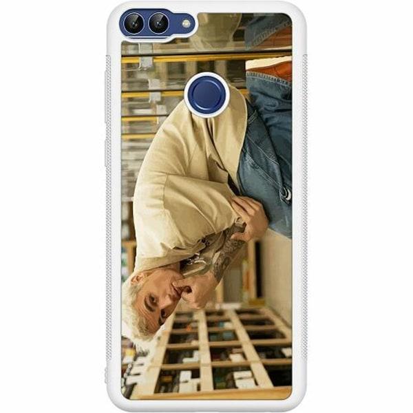 Huawei P Smart (2018) Soft Case (Vit) Justin Bieber 2021