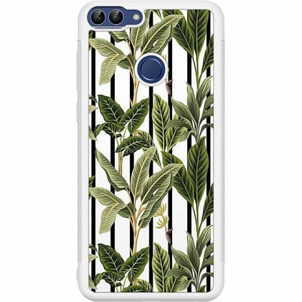 Huawei P Smart (2018) Soft Case (Vit) Löv
