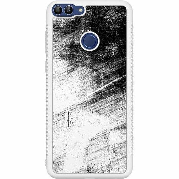 Huawei P Smart (2018) Soft Case (Vit) Mönster