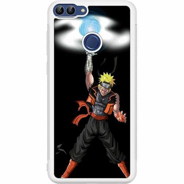 Huawei P Smart (2018) Soft Case (Vit) Naruto