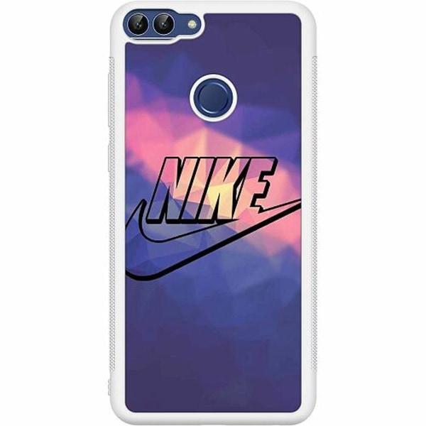Huawei P Smart (2018) Soft Case (Vit) Nike
