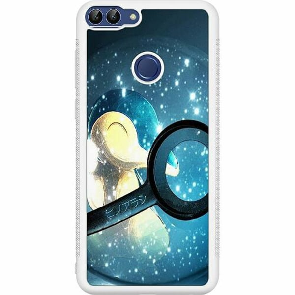 Huawei P Smart (2018) Soft Case (Vit) Pokemon