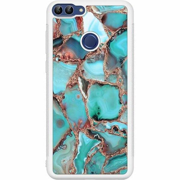 Huawei P Smart (2018) Soft Case (Vit) Santorini