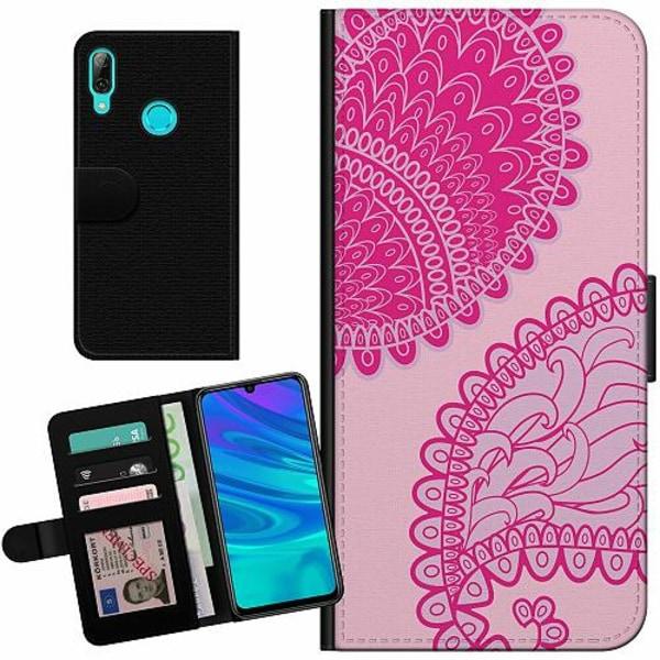 Huawei P Smart (2019) Billigt Fodral Pinkish Life