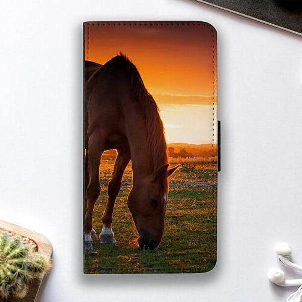Samsung Galaxy S21+ Fodralskal Häst / Horse