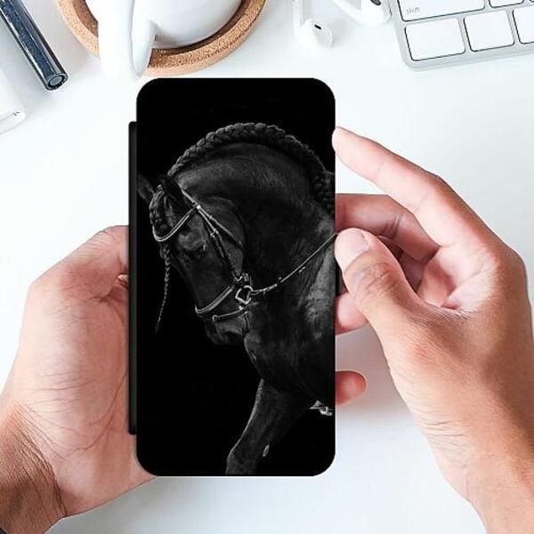 Apple iPhone 6 / 6S Slimmat Fodral Häst / Horse