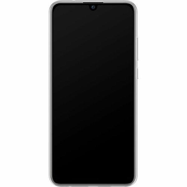 Huawei P Smart (2019) Mjukt skal - Pink Shrubs