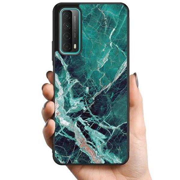 Huawei P Smart (2021) Billigt mobilskal - Marmor
