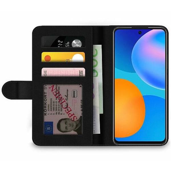 Huawei P Smart (2021) Lyxigt Fodral 3D