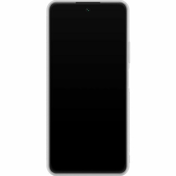 Huawei P Smart (2021) Soft Case (Frostad) Militär