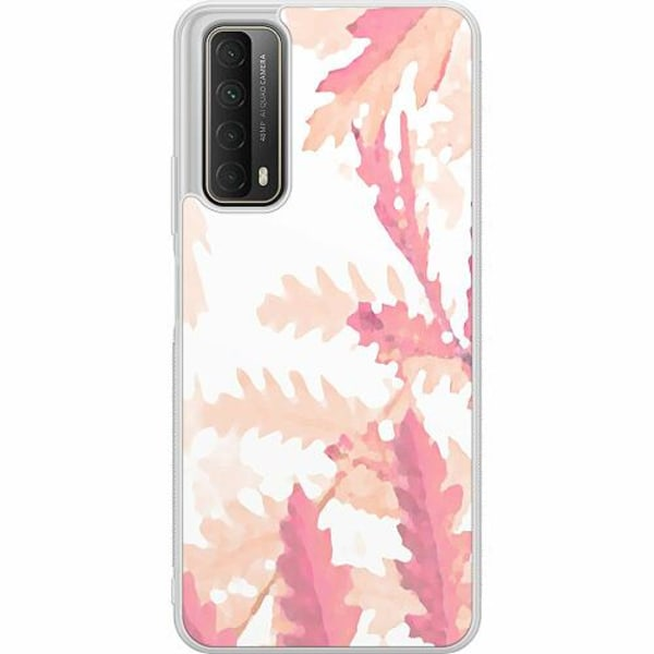 Huawei P Smart (2021) Soft Case (Frostad) Autumn Comes