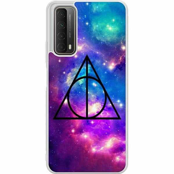 Huawei P Smart (2021) Soft Case (Frostad) Deathly Hallows