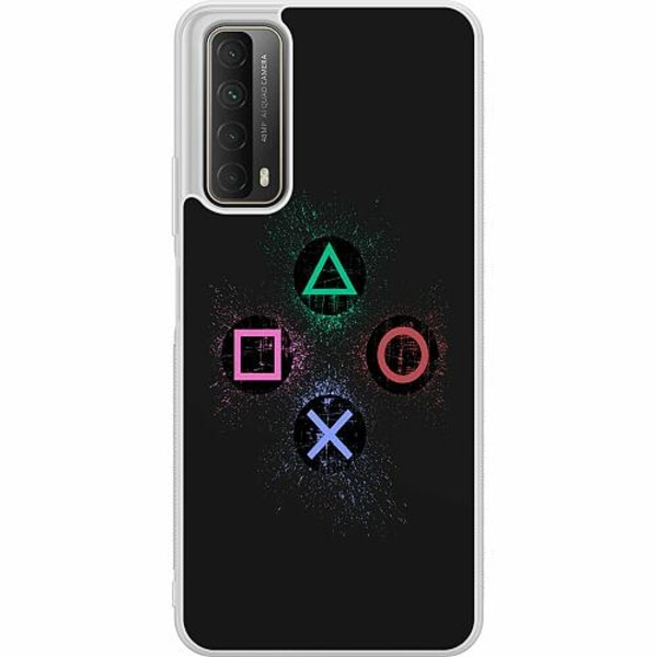 Huawei P Smart (2021) Soft Case (Frostad) Game
