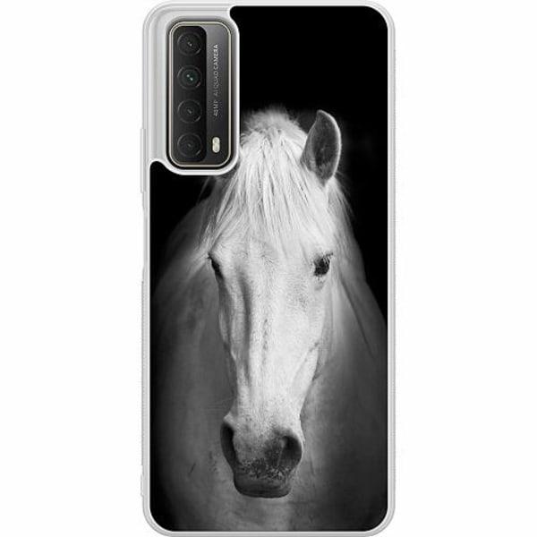 Huawei P Smart (2021) Soft Case (Frostad) Häst