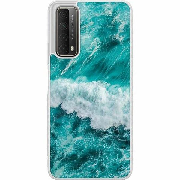 Huawei P Smart (2021) Soft Case (Frostad) Hav