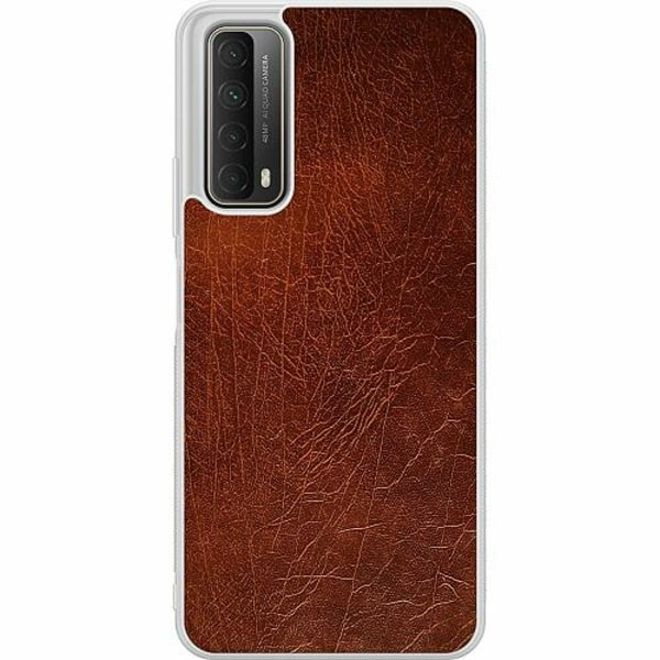 Huawei P Smart (2021) Soft Case (Frostad) Leather