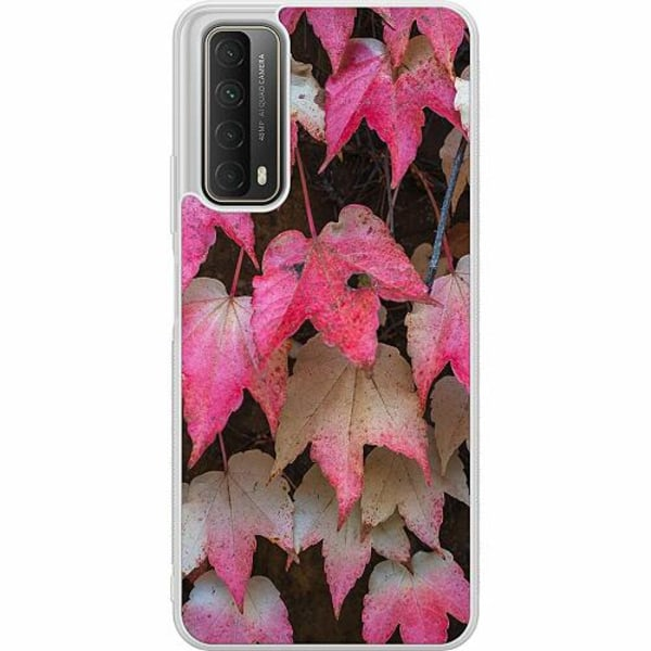 Huawei P Smart (2021) Soft Case (Frostad) Leave Me