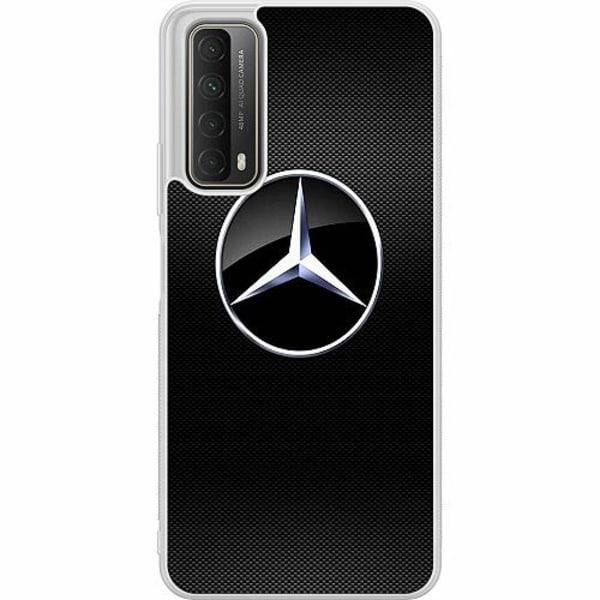 Huawei P Smart (2021) Soft Case (Frostad) Mercedes