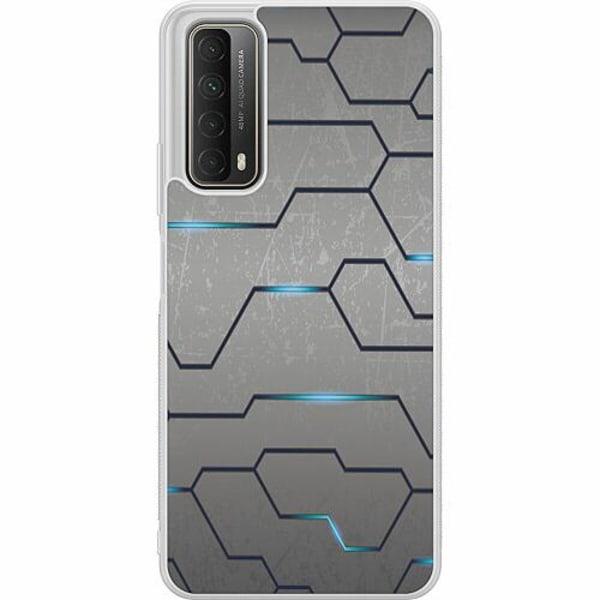 Huawei P Smart (2021) Soft Case (Frostad) Mönster