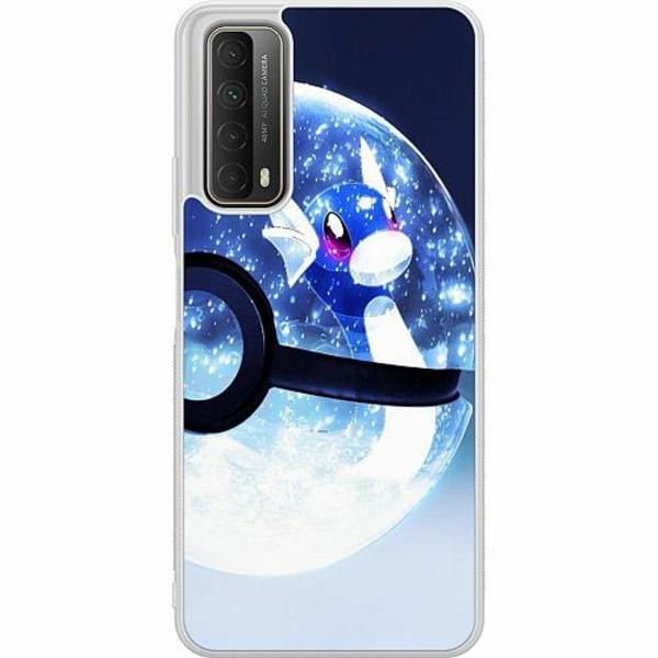 Huawei P Smart (2021) Soft Case (Frostad) Pokemon