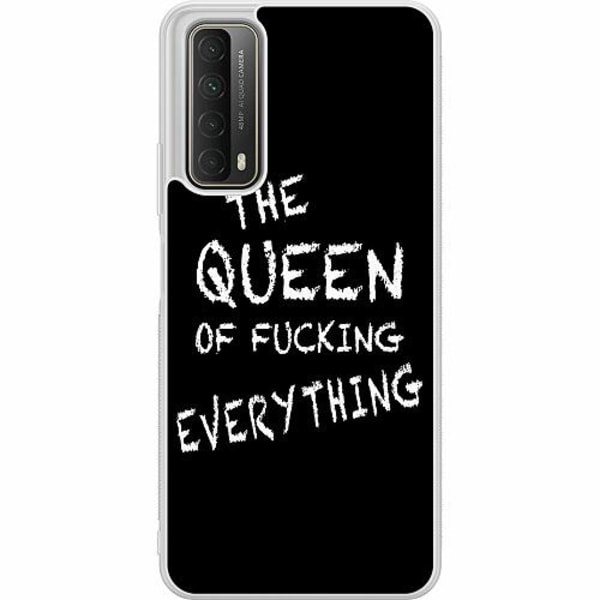 Huawei P Smart (2021) Soft Case (Frostad) Queen