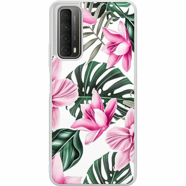 Huawei P Smart (2021) Soft Case (Frostad) Vacation