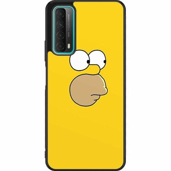 Huawei P Smart (2021) Billigt mobilskal - Homer Simpson