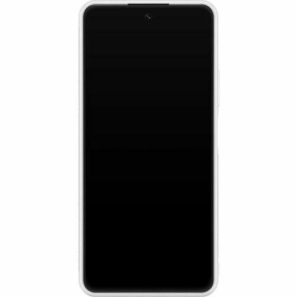 Huawei P Smart (2021) Soft Case (Vit) Adidas