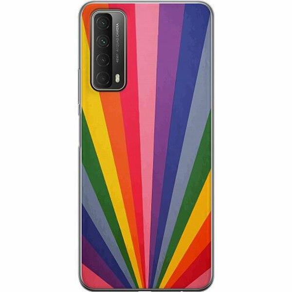 Huawei P Smart (2021) TPU Mobilskal Color