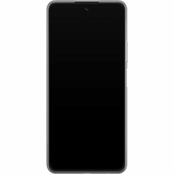 Huawei P Smart (2021) TPU Mobilskal Gold & Glitter