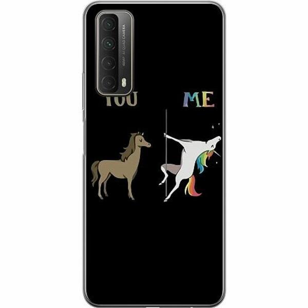 Huawei P Smart (2021) TPU Mobilskal Me