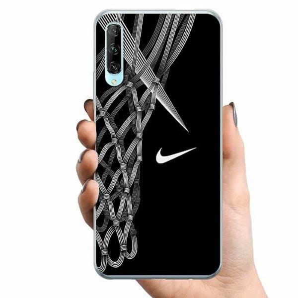 Huawei P Smart Pro TPU Mobilskal Fashion