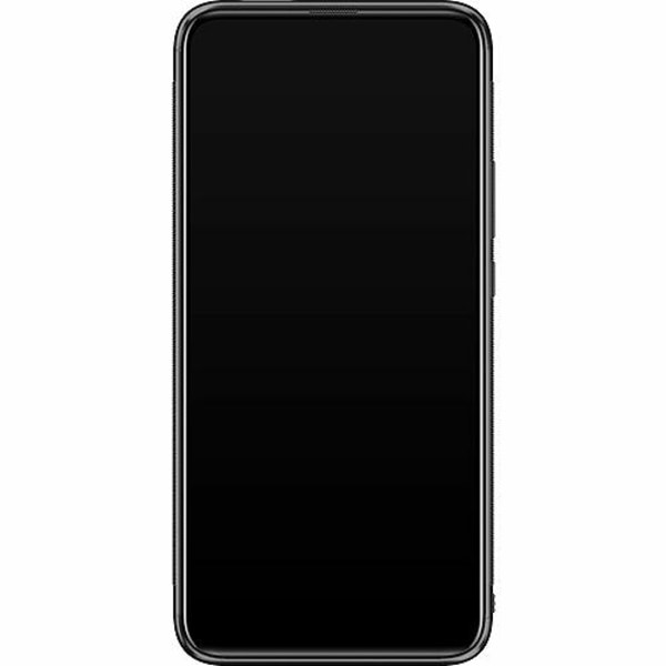 Huawei P Smart Z Soft Case (Svart) Francesco Totti