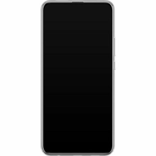 Huawei P Smart Z Mjukt skal - Cross Me, I Dare You