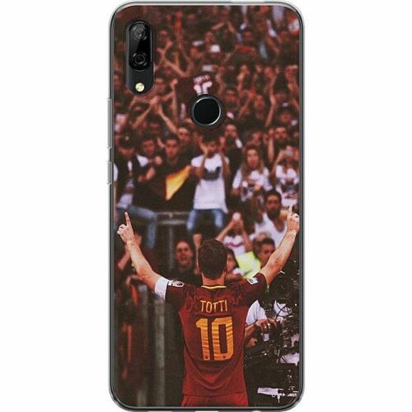 Huawei P Smart Z Mjukt skal - Francesco Totti