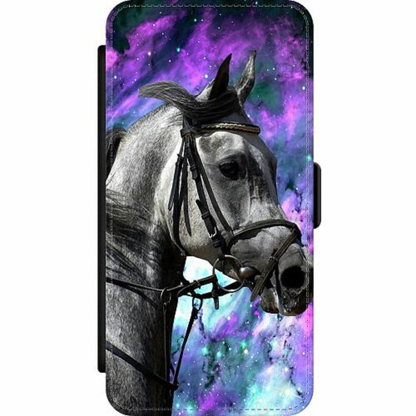 Samsung Galaxy S9 Wallet Slim Case Häst