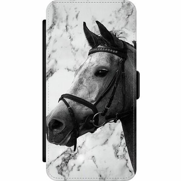 Samsung Galaxy A10 Wallet Slim Case Häst