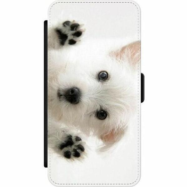 Samsung Galaxy S10 Wallet Slim Case Hund