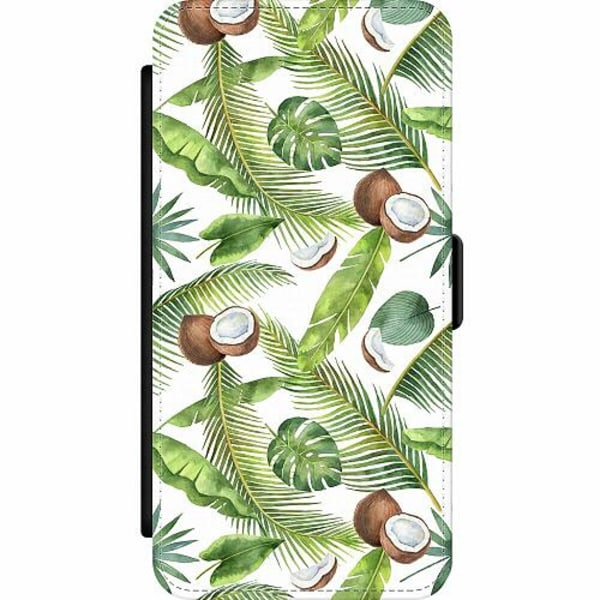 Samsung Galaxy S10 Lite (2020) Wallet Slim Case Kokosnöt