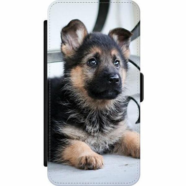 Samsung Galaxy S20 Ultra Wallet Slim Case Schäfer Puppy