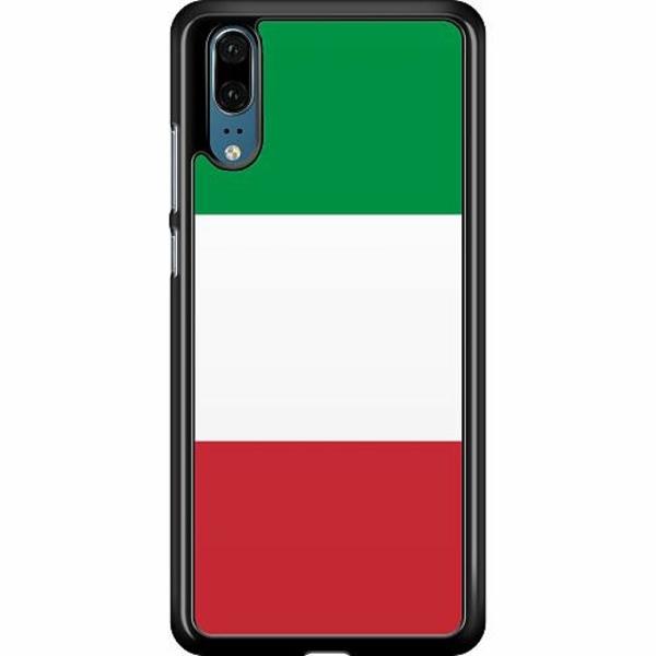 Huawei P20 Hard Case (Svart) Italien / Italy