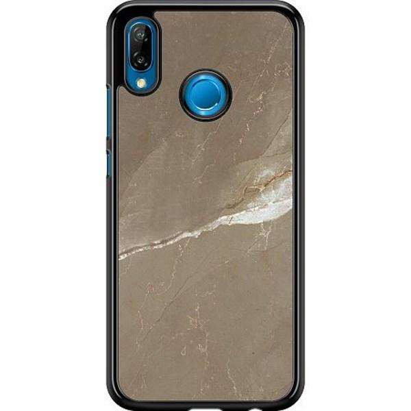 Huawei P20 Lite Hard Case (Svart) Density