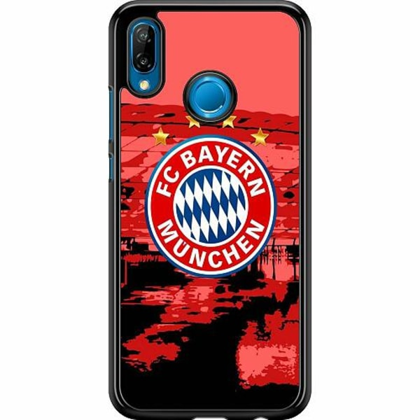 Huawei P20 Lite Hard Case (Svart) FC Bayern München