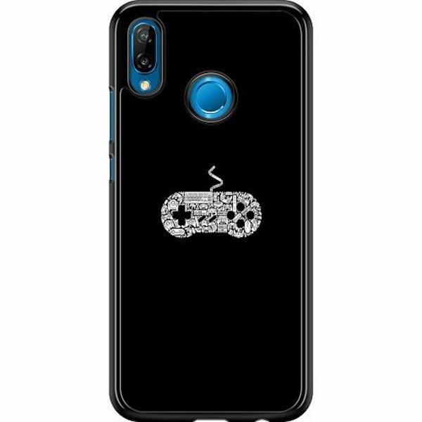 Huawei P20 Lite Hard Case (Svart) Games