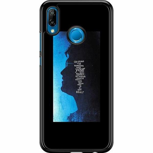 Huawei P20 Lite Hard Case (Svart) Harry Potter