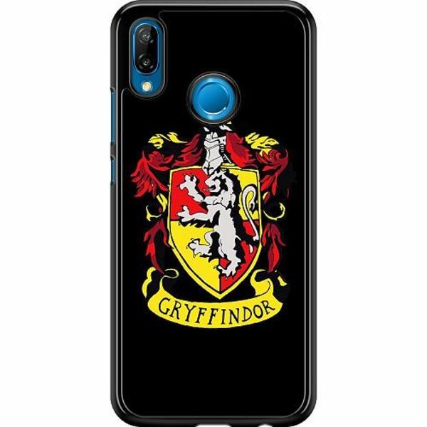 Huawei P20 Lite Hard Case (Svart) Harry Potter - Gryffindor