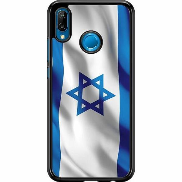 Huawei P20 Lite Hard Case (Svart) Israel