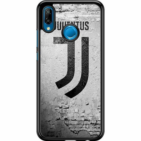 Huawei P20 Lite Hard Case (Svart) Juventus FC