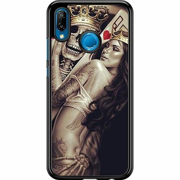 Huawei P20 Lite Hard Case (Svart) Let's Play...